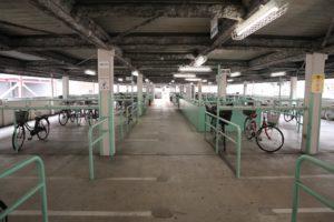 くずは北駐輪場C棟 2階