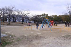 中央公園 新しい遊具